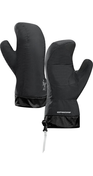 Arc'teryx Down Mittens Black